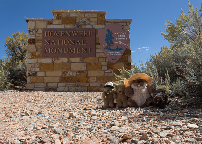 Hovenweep National Monument!