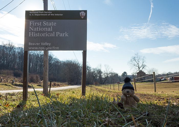 First State National Historical Park!