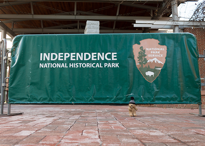 Independence National Historical Park!