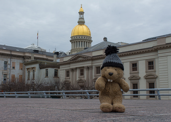 New Jersey State House!