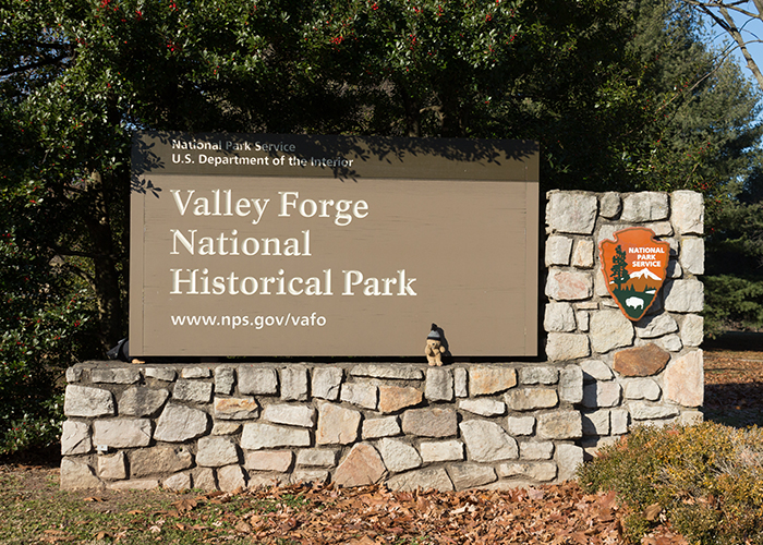 Valley Forge National Historical Park!