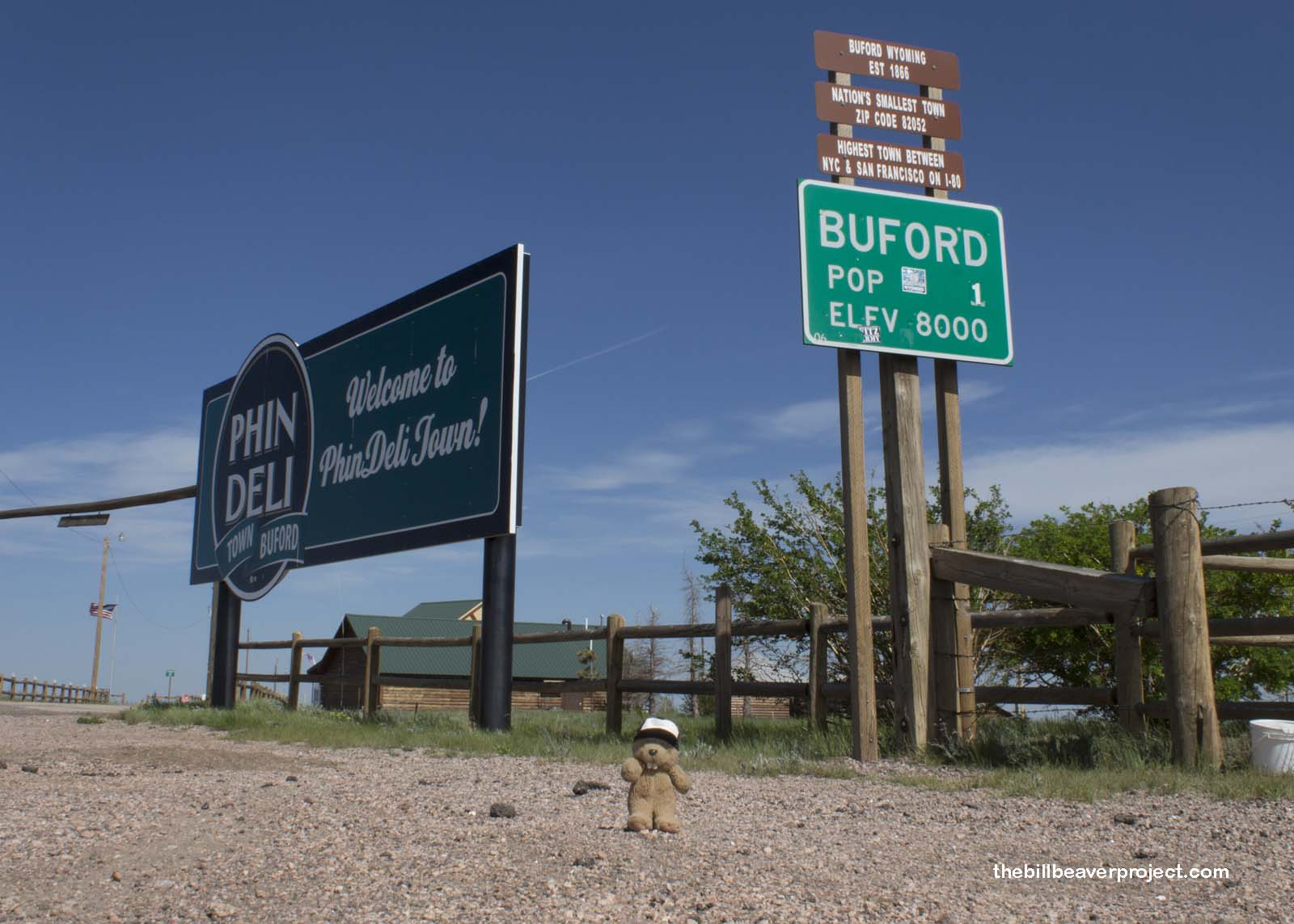 Buford The Smallest Town In America