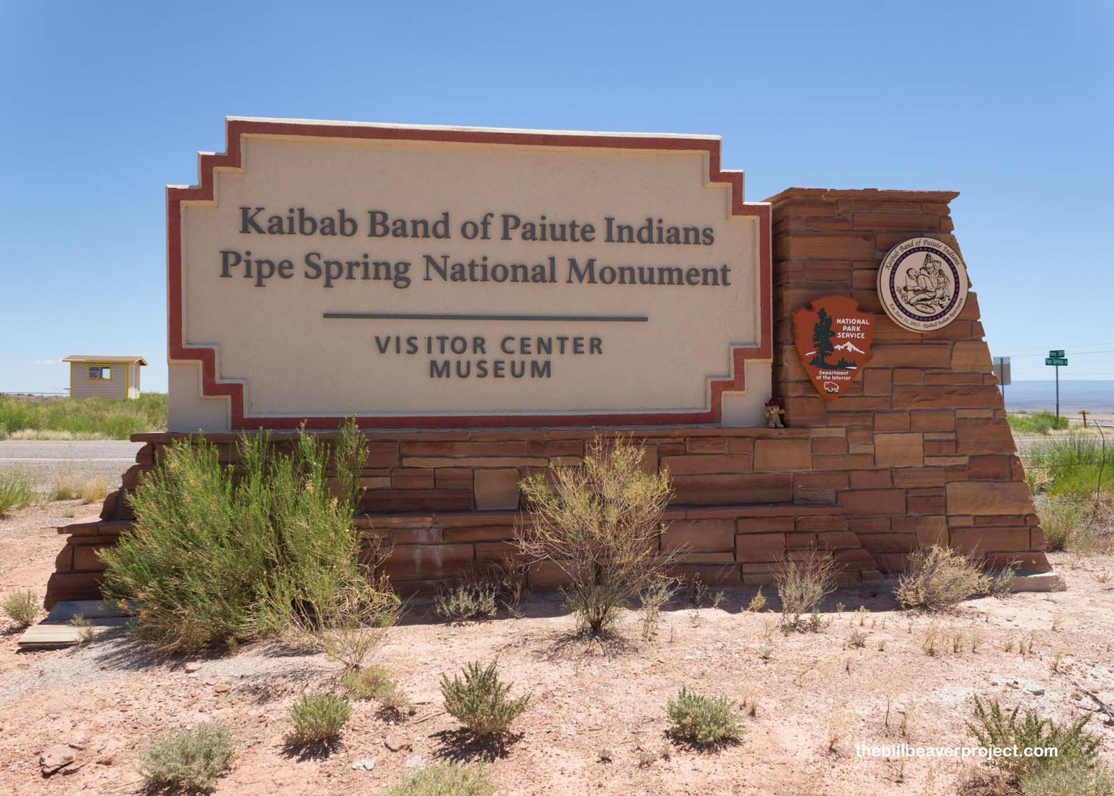 Pipe Spring National Monument! - The Bill Beaver Project
